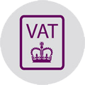 vat returns icon