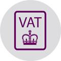 vat returns icon